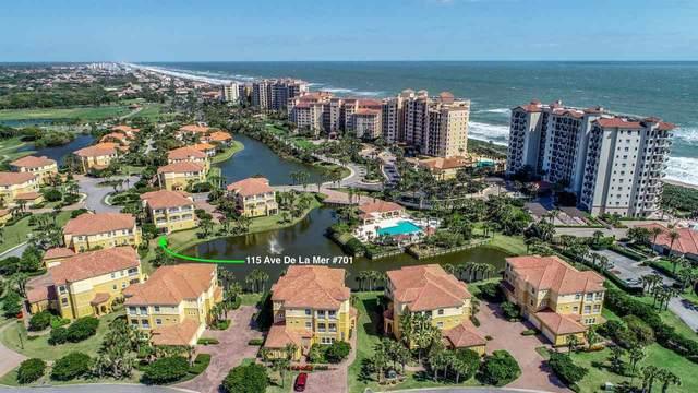 115 Avenue De La Mer #701, Palm Coast, FL 32137 (MLS #212618) :: Century 21 St Augustine Properties