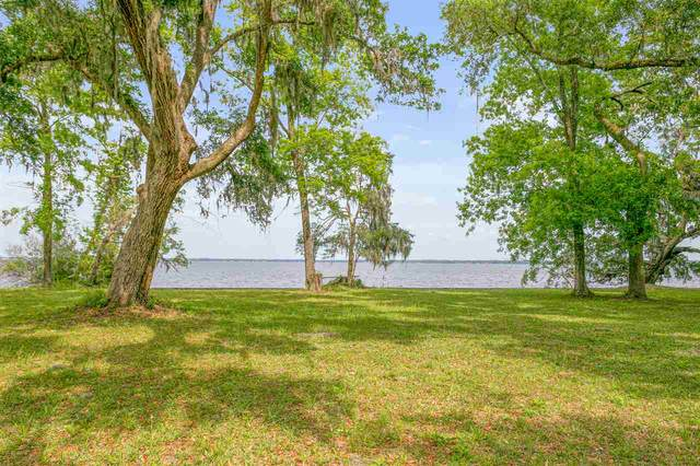 151 Cedar Run Lot 1 Replat, Fleming Island, FL 32003 (MLS #212625) :: Endless Summer Realty