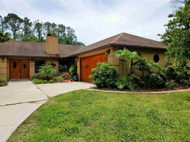 5205 Timucua Circle, St Augustine, FL 32086 (MLS #212626) :: CrossView Realty