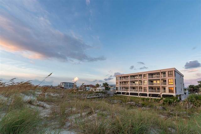 1 10th Street #102, St Augustine Beach, FL 32080 (MLS #212641) :: Noah Bailey Group