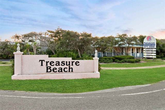 254 Villa Verda Rd, St Augustine, FL 32080 (MLS #212665) :: Better Homes & Gardens Real Estate Thomas Group