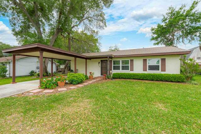 116 Pompano Rd, St Augustine, FL 32086 (MLS #212671) :: The Perfect Place Team
