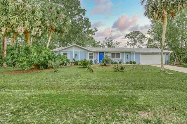 6790 Magnolia Lane, St Augustine, FL 32086 (MLS #212673) :: CrossView Realty