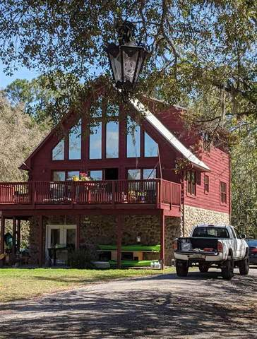 770 Orange Ave, St Augustine, FL 32092 (MLS #212681) :: The Perfect Place Team