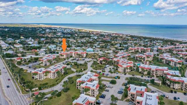 4250 A1a South Unit L-21 (Elevator), St Augustine, FL 32080 (MLS #212688) :: CrossView Realty