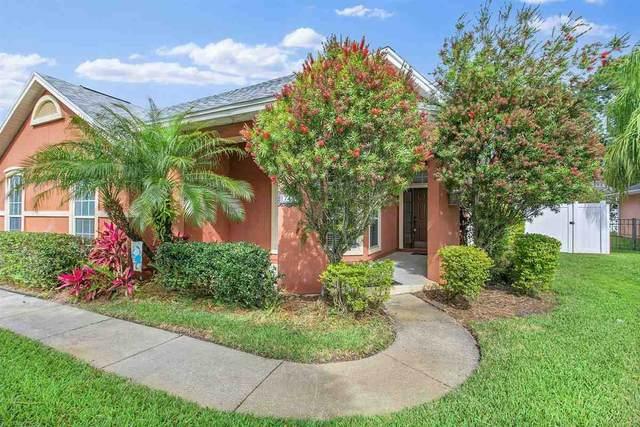 748 Blackmoor Gate Ln, St Augustine, FL 32084 (MLS #212702) :: CrossView Realty