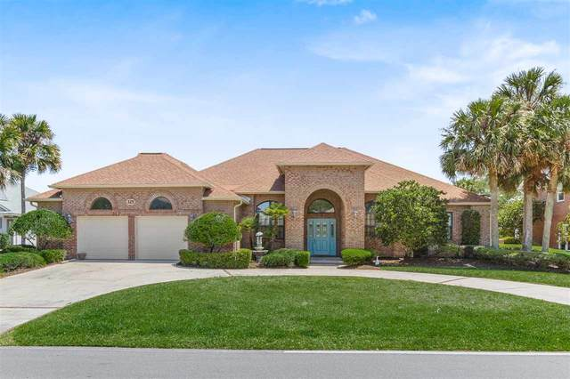 325 Marsh Point Circle, St Augustine, FL 32080 (MLS #212720) :: Memory Hopkins Real Estate