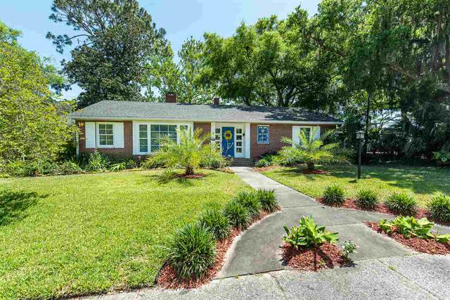 4 Fort Mose Trail, St Augustine, FL 32084 (MLS #212722) :: Olde Florida Realty Group