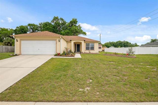 107 Village Dr., Welaka, FL 32193 (MLS #212741) :: Olde Florida Realty Group