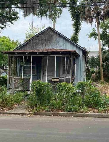 112 Moore St, St Augustine, FL 32084 (MLS #212742) :: Bridge City Real Estate Co.