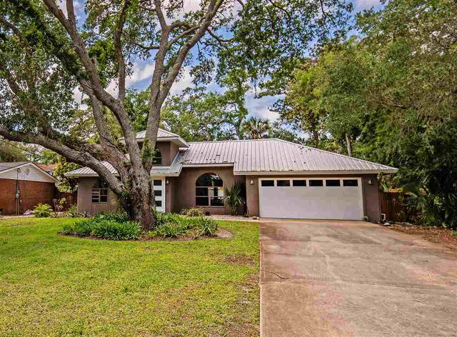 6 Mickler Boulevard, St Augustine, FL 32080 (MLS #212746) :: Olde Florida Realty Group