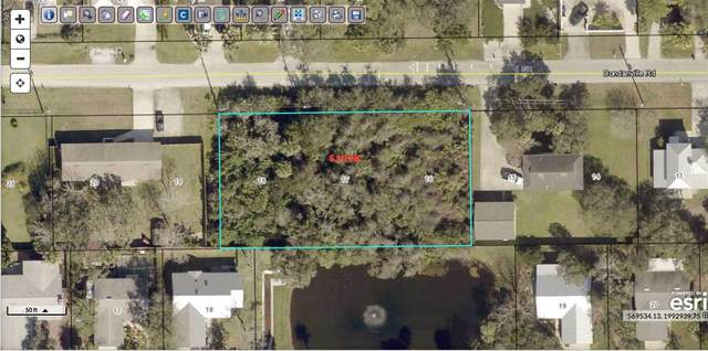 257 Dondanville Rd (Lot 17), St Augustine Beach, FL 32080 (MLS #212764) :: The Impact Group with Momentum Realty