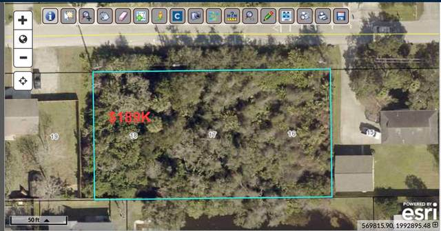 257 Dondanville Rd (Lot 16), St Augustine Beach, FL 32080 (MLS #212766) :: The DJ & Lindsey Team