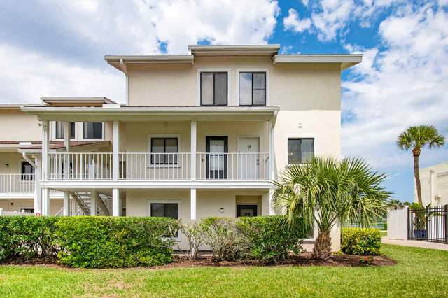 4670 S A1a Unit 18C 18C, St Augustine, FL 32080 (MLS #212771) :: The DJ & Lindsey Team