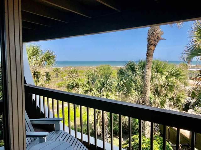 210 Ocean Hibiscus Drive B203, St Augustine Beach, FL 32080 (MLS #212772) :: Century 21 St Augustine Properties