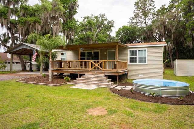 8072 Kent Avenue, St Augustine, FL 32092 (MLS #212786) :: The DJ & Lindsey Team