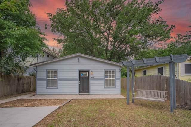 118 Twine Street, St Augustine, FL 32084 (MLS #212793) :: Noah Bailey Group