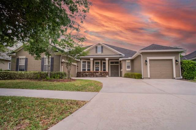 6223 Cherry Lake Drive N, Jacksonville, FL 32258 (MLS #212795) :: The DJ & Lindsey Team