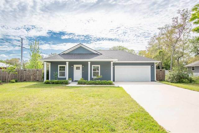 344 Gentian Rd., St Augustine, FL 32086 (MLS #212806) :: Olde Florida Realty Group