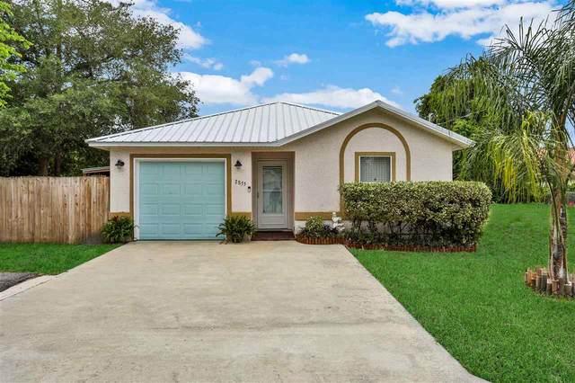 2855 N Tenth Street, St Augustine, FL 32084 (MLS #212807) :: Century 21 St Augustine Properties