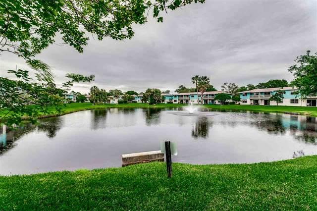 650 W Pope Rd #208, St Augustine, FL 32080 (MLS #212808) :: Century 21 St Augustine Properties