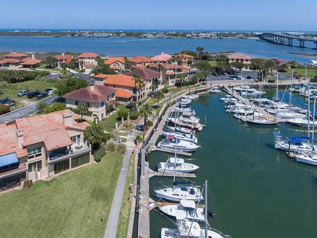 3501 Harbor Dr, St Augustine, FL 32084 (MLS #212819) :: The Newcomer Group