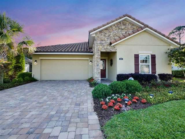 57 Portada Drive, St Augustine, FL 32095 (MLS #212822) :: Endless Summer Realty