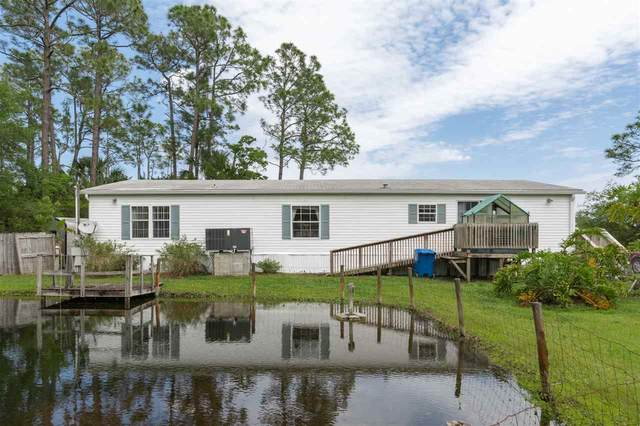 520 Coopers Cove Rd, St Augustine, FL 32095 (MLS #212842) :: Century 21 St Augustine Properties