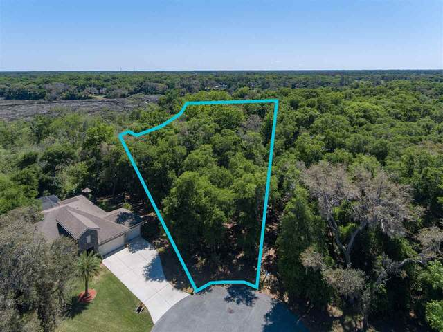 765 Old Loggers Way, St Augustine, FL 32086 (MLS #212855) :: Olde Florida Realty Group