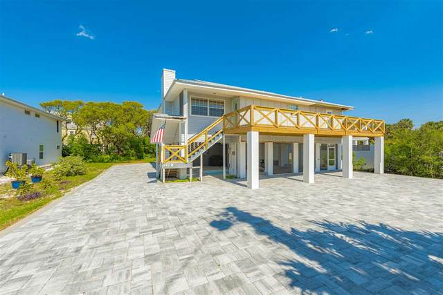 9108 A1a, St Augustine, FL 32080 (MLS #212873) :: Olde Florida Realty Group