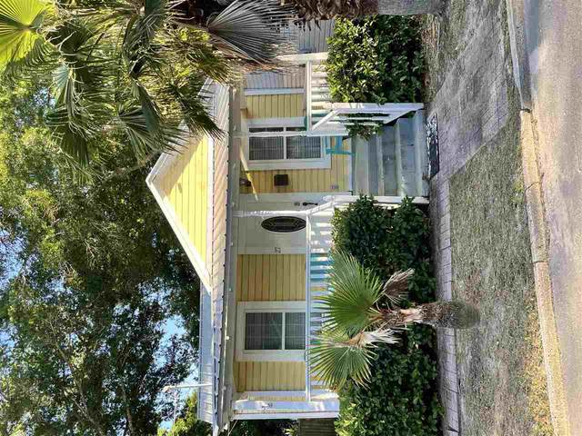 27 Lovett St, St Augustine, FL 32084 (MLS #212877) :: The Impact Group with Momentum Realty