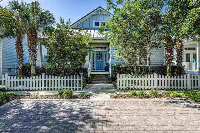 121 Island Cottage Way, St Augustine, FL 32080 (MLS #212879) :: Olde Florida Realty Group