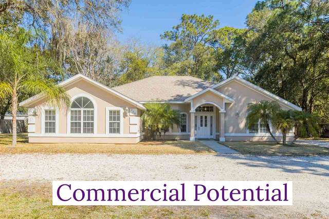 278 State Road 16, St Augustine, FL 32084 (MLS #212910) :: Endless Summer Realty
