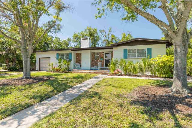 204 Flagler Blvd, St Augustine, FL 32080 (MLS #212912) :: Memory Hopkins Real Estate