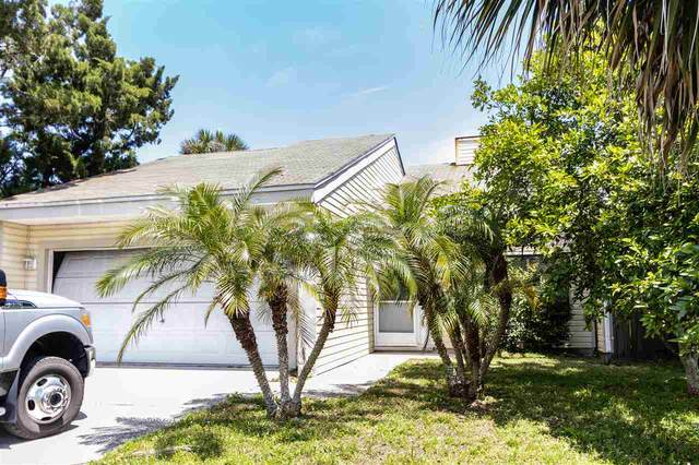428 Arricola Ave, St Augustine, FL 32080 (MLS #212914) :: Memory Hopkins Real Estate