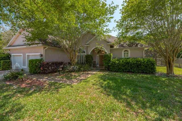 3405 Courtyard Way, St Augustine, FL 32086 (MLS #212916) :: Olde Florida Realty Group