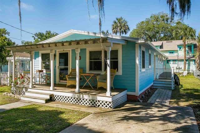 174 Oneida St, St Augustine, FL 32084 (MLS #212918) :: Olde Florida Realty Group