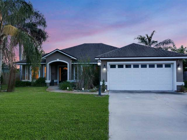 224 Gentian Rd, St Augustine, FL 32086 (MLS #212964) :: Olde Florida Realty Group