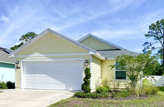 387 Santorini Ct, St Augustine, FL 32086 (MLS #212972) :: Olde Florida Realty Group