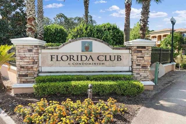 540 Florida Club Blvd #307, St Augustine, FL 32084 (MLS #212985) :: Bridge City Real Estate Co.