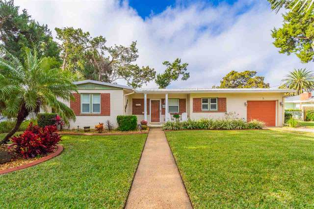 9 Coquina Ave, St Augustine, FL 32080 (MLS #213006) :: Memory Hopkins Real Estate