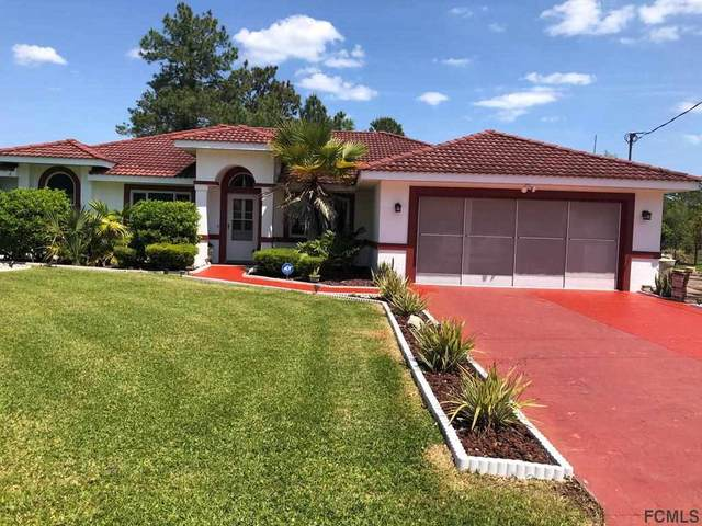 124 White Hall Drive, Palm Coast, FL 32164 (MLS #213017) :: Bridge City Real Estate Co.