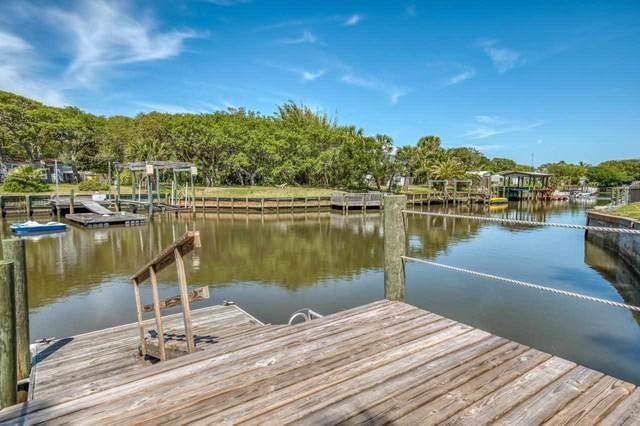 6357 Costanero Rd, St Augustine, FL 32080 (MLS #213025) :: Bridge City Real Estate Co.
