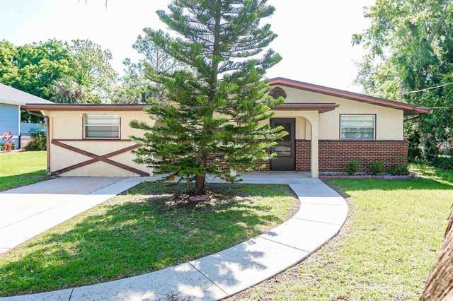 24 Menendez Rd, St Augustine, FL 32080 (MLS #213033) :: Olde Florida Realty Group
