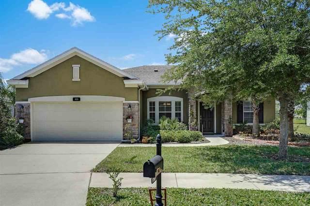 321 Pintoresco Dr, St Augustine, FL 32095 (MLS #213036) :: Olde Florida Realty Group