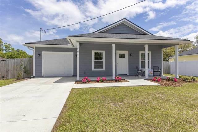 2612 Hispanola Ave, St Augustine, FL 32086 (MLS #213042) :: Century 21 St Augustine Properties
