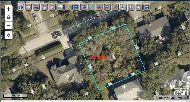 0 Third Street (Lot 11), St Augustine, FL 32084 (MLS #213060) :: Endless Summer Realty