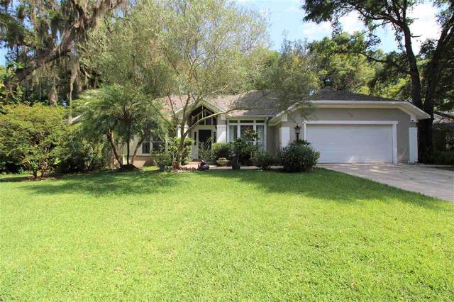 520 Jeffrey Drive, St Augustine, FL 32086 (MLS #213064) :: Olde Florida Realty Group