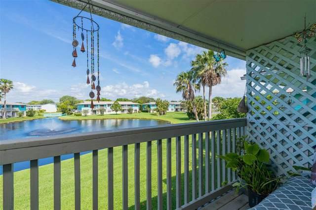 650 W Pope Rd #227, St Augustine, FL 32080 (MLS #213073) :: Century 21 St Augustine Properties