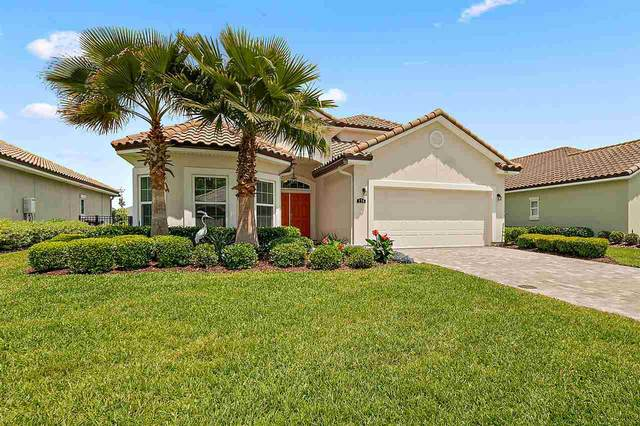 176 Portada Dr, St Augustine, FL 32095 (MLS #213087) :: Endless Summer Realty